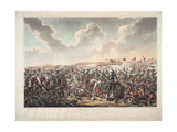 Battle of Waterloo, 1815 Giclee Print by Denis Dighton