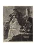 La Toilette Des Morts Giclee Print by Edgar Melville Ward