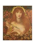 Venus Verticordia, 1868 Giclee Print by Dante Gabriel Charles Rossetti
