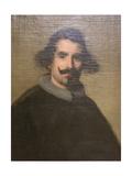 Self Portrait, About 1649-51 Giclée-Druck von Diego Rodriguez de Silva y Velazquez