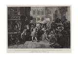 The South Sea Bubble Giclee Print by Edgar Melville Ward