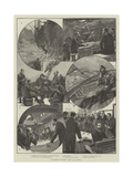 The Missions to Seamen, Work in the Downs Giclee Print by Edward Morant Cox