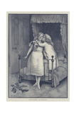 A Little Cinderella, Just One More, Sissy Giclee Print by Delapoer Downing