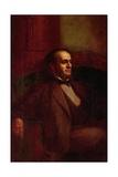 Joseph Warren of Troy, C.1863 Giclee Print by Eastman Johnson
