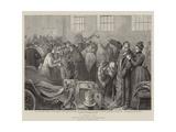 A Jumble Sale Giclee Print by Edward Frederick Brewtnall