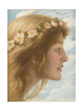 Day (Pencil and Watercolour) Giclee Print by Edward Robert Hughes
