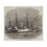 The Faid Gihaad, Yacht of the Viceroy of Egypt Giclee Print by Edwin Weedon