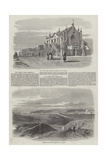 Sketches of Sebastopol Giclee Print by Edward Angelo Goodall