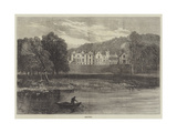 Abbotsford Giclee Print by Edmund Morison Wimperis