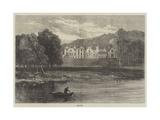 Abbotsford Giclee Print by Edmund Morison Wimperis