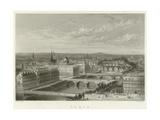 Paris Giclee Print by Edward Paxman Brandard