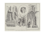 Egyptian Antiquities in the British Museum, Recently Placed Giclee Print by Edward Morant Cox
