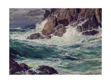 Stormy Seas, 1923 Giclee Print by Edward Henry Potthast