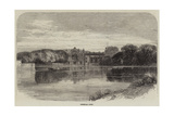 Newstead Abbey Giclee Print by Edmund Morison Wimperis