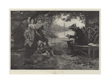 A Fairy Tale Giclee Print by Edward Frederick Brewtnall