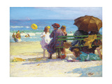 A Family Outing Giclee Print by Edward Henry Potthast