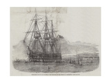 Emigration from the Isle of Skye, The Hercules in the Harbour of Campbelton Wydruk giclee autor Edwin Weedon