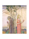 Youth and Age, 1923 Giclee Print by Edward Reginald Frampton