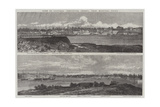 View of Victoria, Vancouver Island, from Hospital Point Giclee Print by Edmund Morison Wimperis