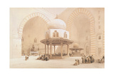 Mosque of Sultan Hassan, 1848 Giclee Print by David Roberts
