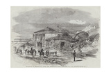 Entrance to Sebastopol, from the Woronzoff Road Giclee Print by Edward Angelo Goodall
