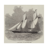 Norah Creina, Iron Screw Steam-Yacht Giclee Print by Edwin Weedon