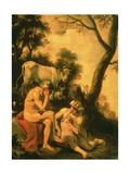 Mercury and Argus Giclee Print by Cornelius Holsteyn