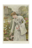 Pot-Pourri Giclee Print by Edward Killingworth Johnson