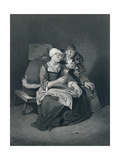 Coulpe Giclee Print by Cornelis Bega