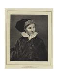 Ye Lyttel Mayde Giclee Print by Edward John Gregory