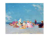Afternoon Fun, C.1907-27 Giclee Print by Edward Henry Potthast