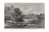 Titness Park Giclee Print by Edmund Morison Wimperis