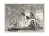Aholibah Giclee Print by Edward A. Armitage