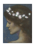 Night Giclee Print by Edward Robert Hughes