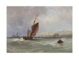 Dublin Bay, 1878 Giclee Print by Edwin Hayes