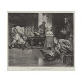 Barnaby Rudge Giclee Print by Edgar Bundy