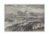 Preston, Lancashire Giclee Print by Edmund Morison Wimperis