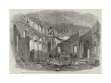 Ruins of the Church of St Peter and St Paul, Sebastopol Giclee Print by Edward Angelo Goodall