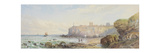 Tynemouth Giclee Print by Edward Richardson
