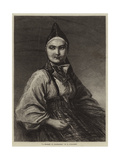 A Peasant of Dalecarlia Giclee Print by Egron Sellif Lundgren