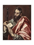 St. Paul, 1598–1600 Giclee Print by  El Greco