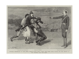 Amateur Theatricals at the Opera Comique Giclee Print by Edward Frederick Brewtnall