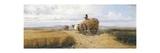 Wheatfield, Circa 1868 Giclee Print by Federico Rossano