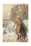 Confidences (Print) Giclee Print by Edward Frederick Brewtnall