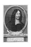 Portrait of Jean De Rotrou Giclee Print by Etienne Jehandier Desrochers