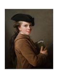 The Artist's Brother, 1773 Giclee Print by Elisabeth Louise Vigee-LeBrun