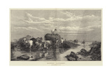 Seaweed Gatherers Giclee Print by Edward Duncan