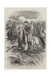 The Chasseurs D'Afrique Giclee Print by Edmond Morin