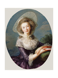 The Vicomtesse De Vaudreuil, 1785 Giclee Print by Elisabeth Louise Vigee-LeBrun