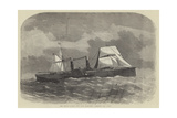 The United States' New Mail Steam-Ship Adriatic Giclee Print by Edwin Weedon